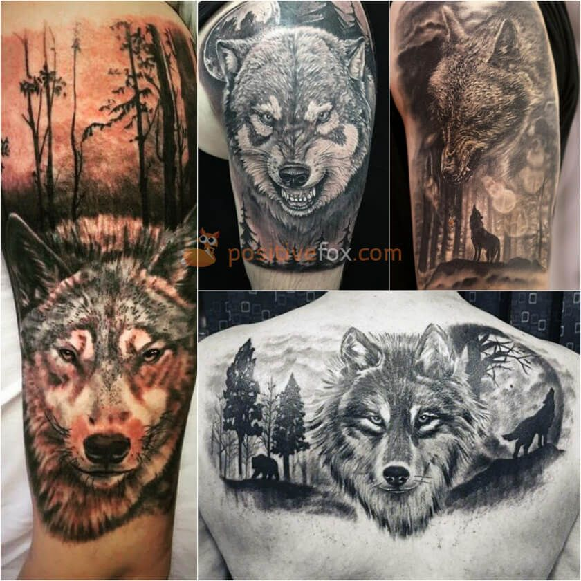 Best 100 Wolf Tattoo Ideas Wolf Tattoo Design Ideas With Meaning Wolf Tattoos Men Wolf Tattoo Design Wolf Tattoo