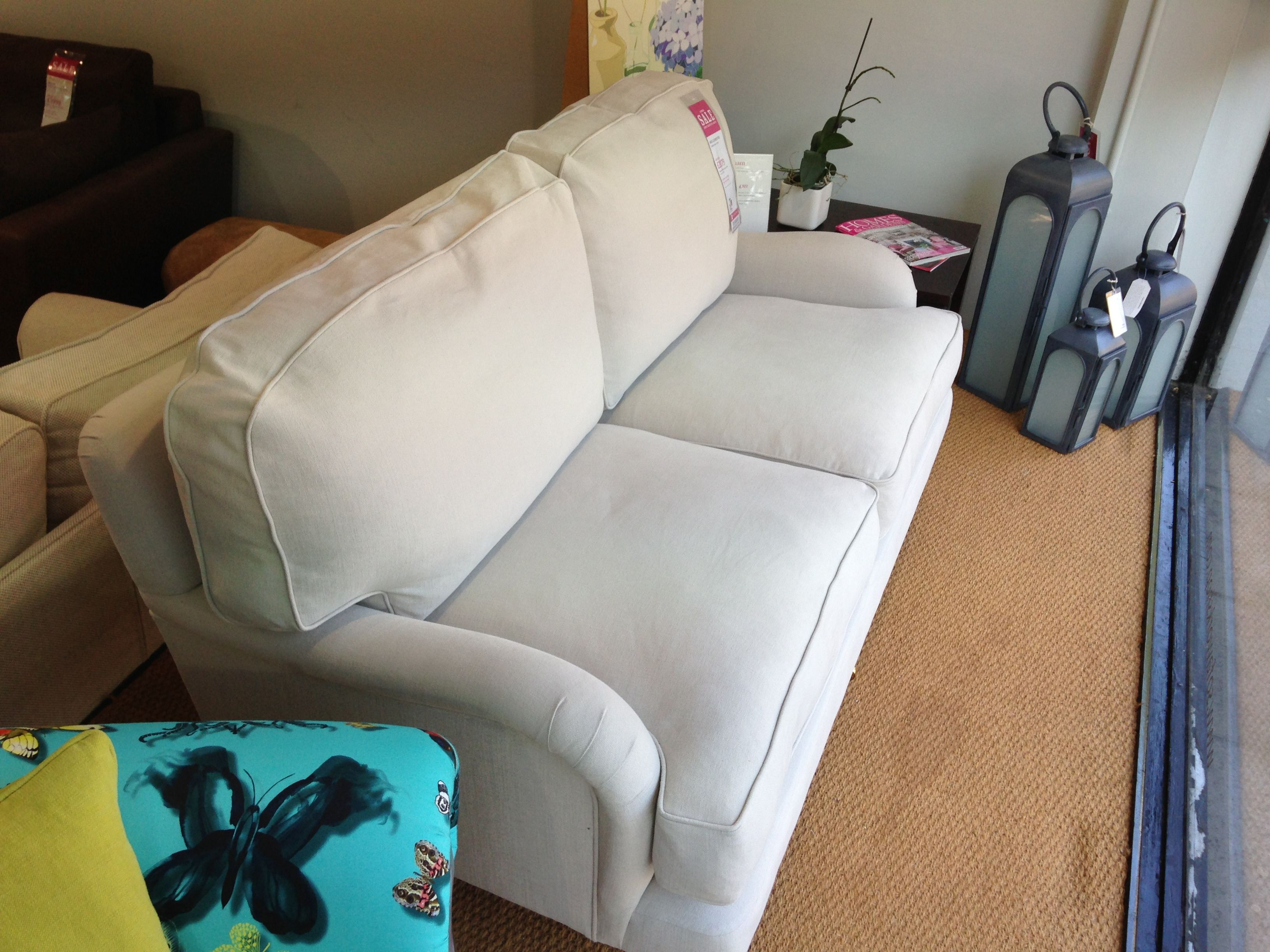 Miss Clementine 8 seater sofa in Echo http://www.sofaworkshop.com
