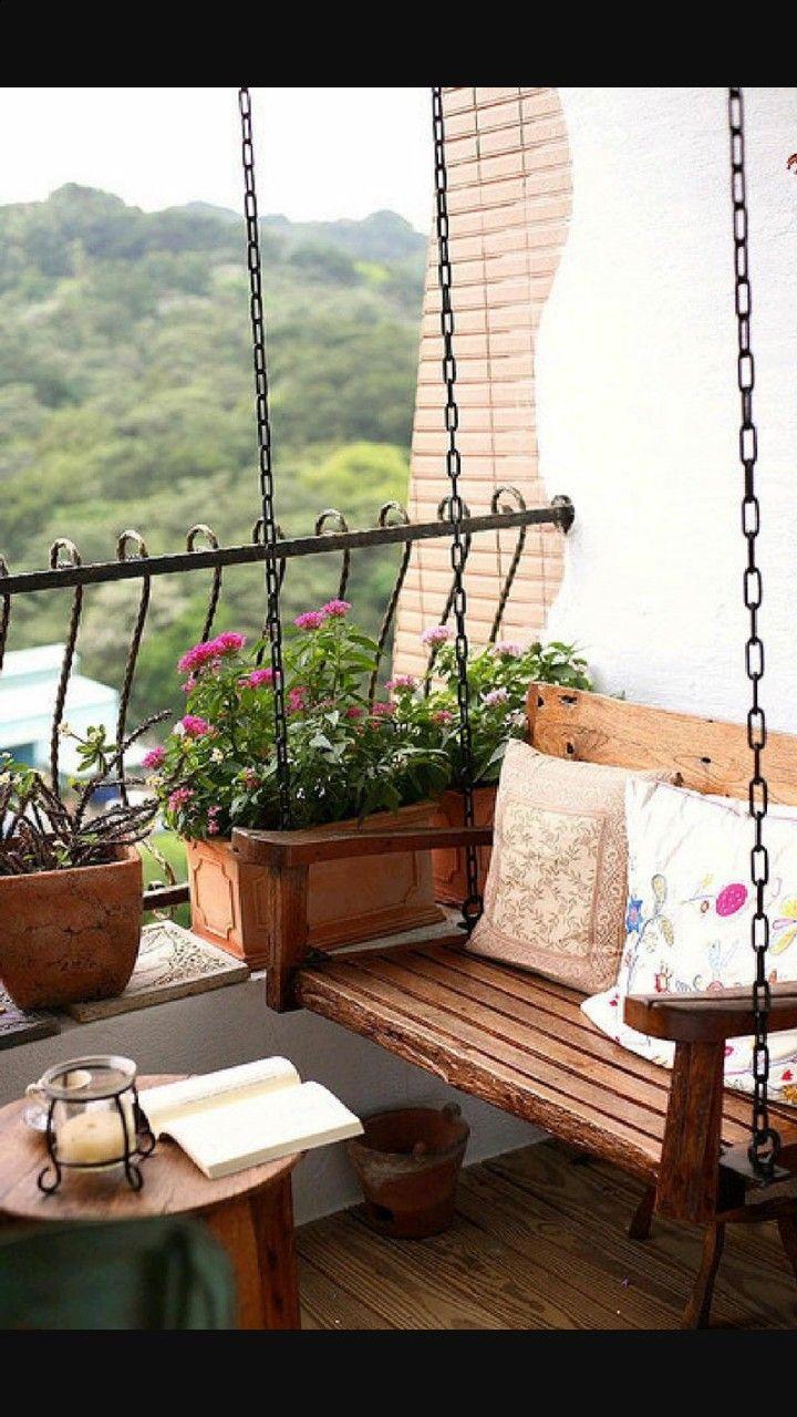Pin von catherine auf home decor | Pinterest | Balkon, Wohnideen und ...