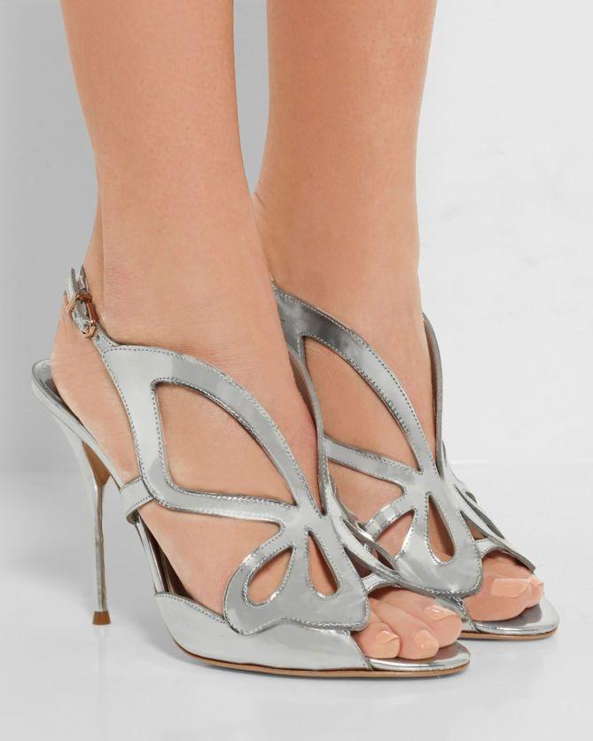 SOPHIA WEBSTER Madame Butterfly sandals yEg52