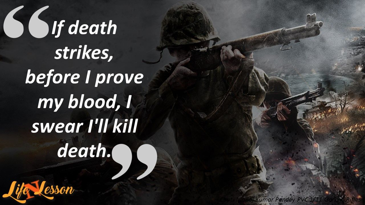 These 11 Indian Army Quotes will Definitely fill your
