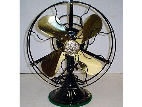 Vintage Fan rare fan from 1927general electric company, u.s.a., we have