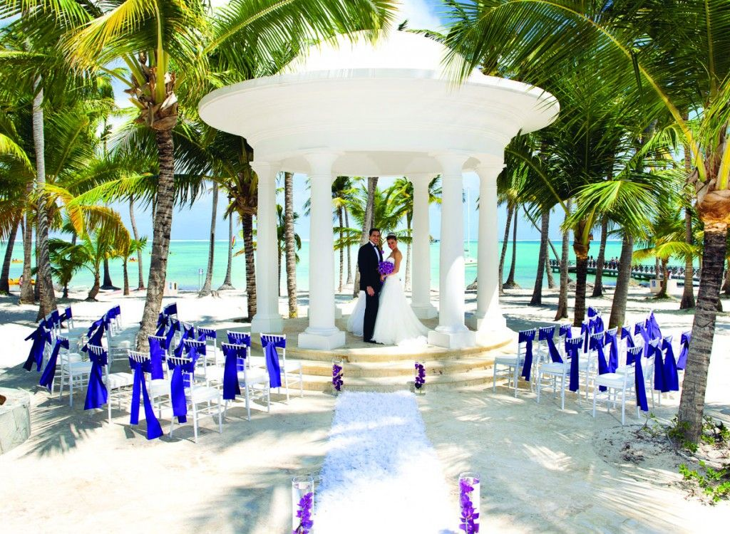 Barcelo Bavaro Beach Resort A 5 Star Property Is Located Right In The Heart Of