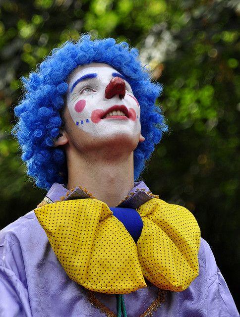 happy clown faces pictures - 484×640