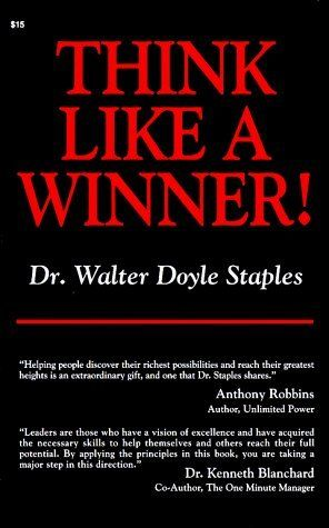 think like a winner by walter doyle staples free download