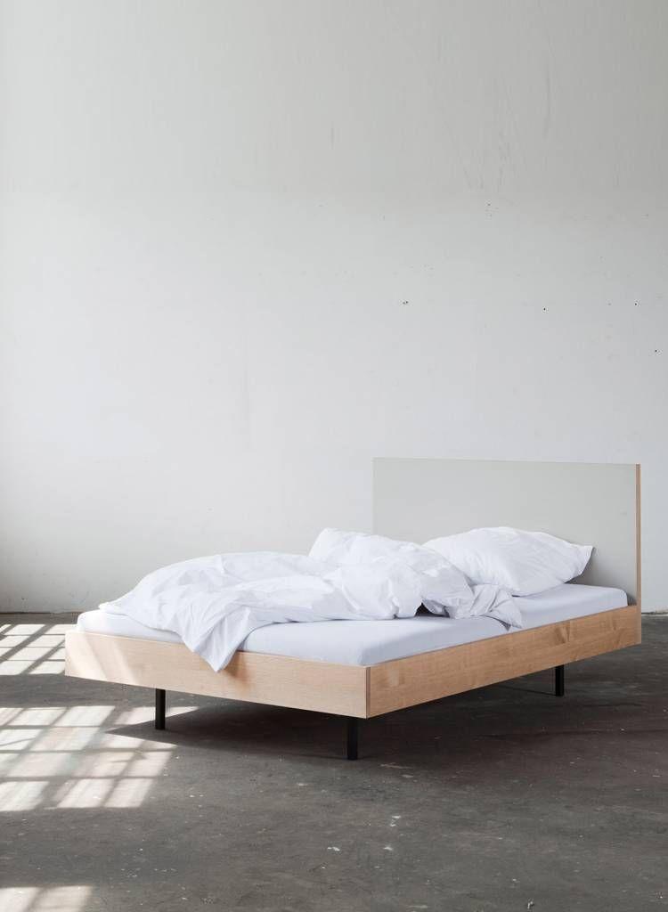 Bartmann Berlin Bett \