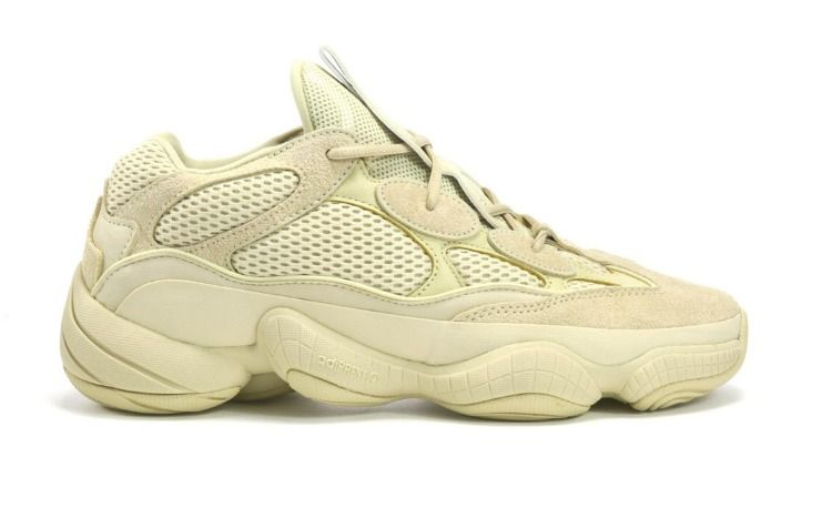 END. adidas KANYE WEST announce the YEEZY 500 'Blush