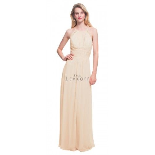 f1a93c5f477 Bill Levkoff Bridesmaid Dress 1463