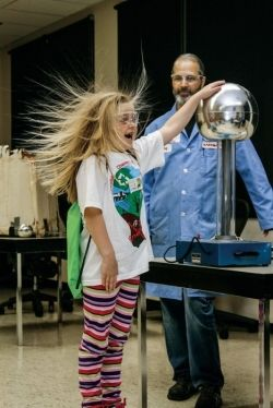 An Energizing Experience: National Chemistry Week 2013 celebrates the chemistry of energy