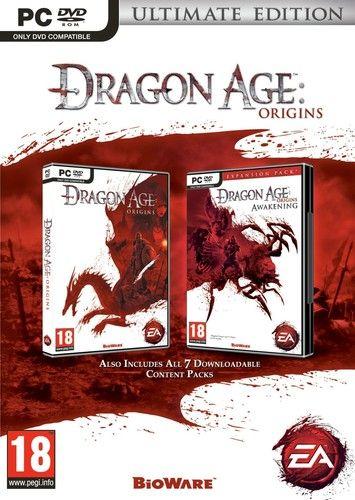 Dragon Age Origins Ultimate Edition (v1 05 GOG All DLCs
