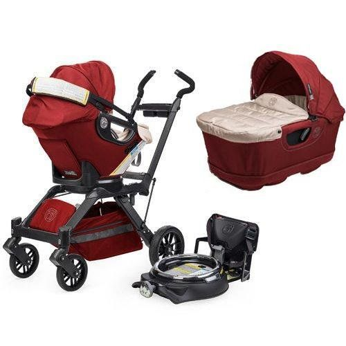 Orbit Baby Infant Travel Collection G3 Bassinet And Car Seat Ruby See This Great Product