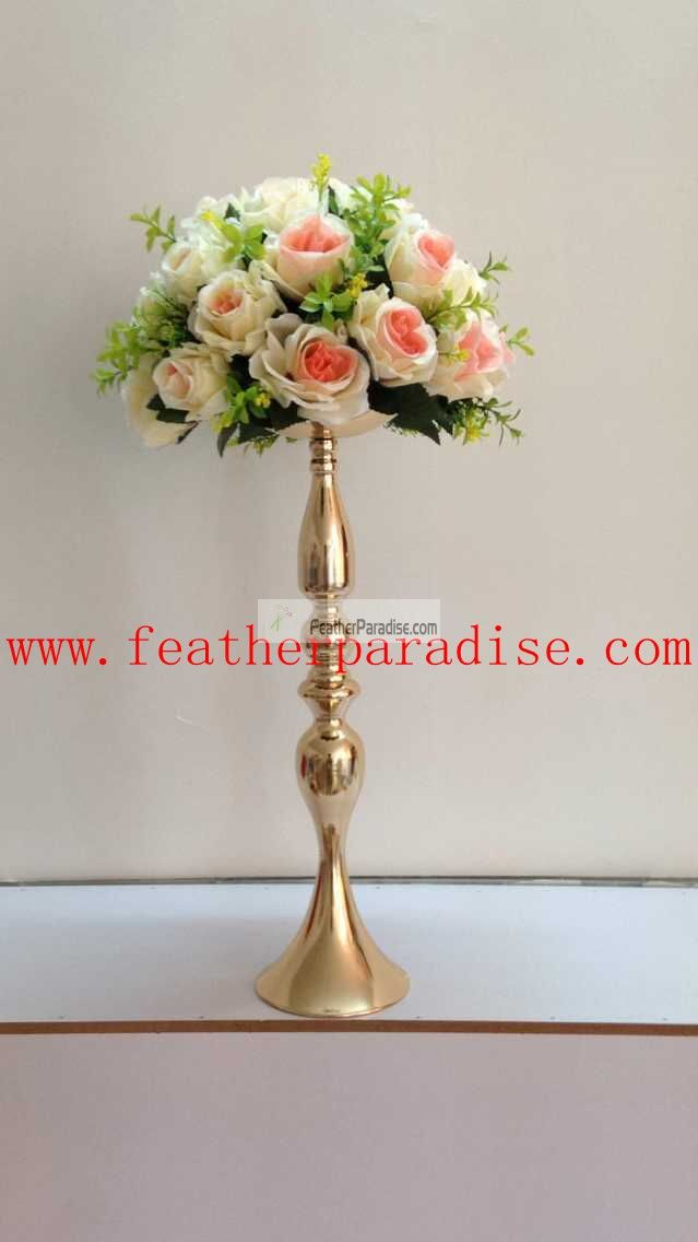 The flower stand is 15 inch<br /><br />You can use them for any ...