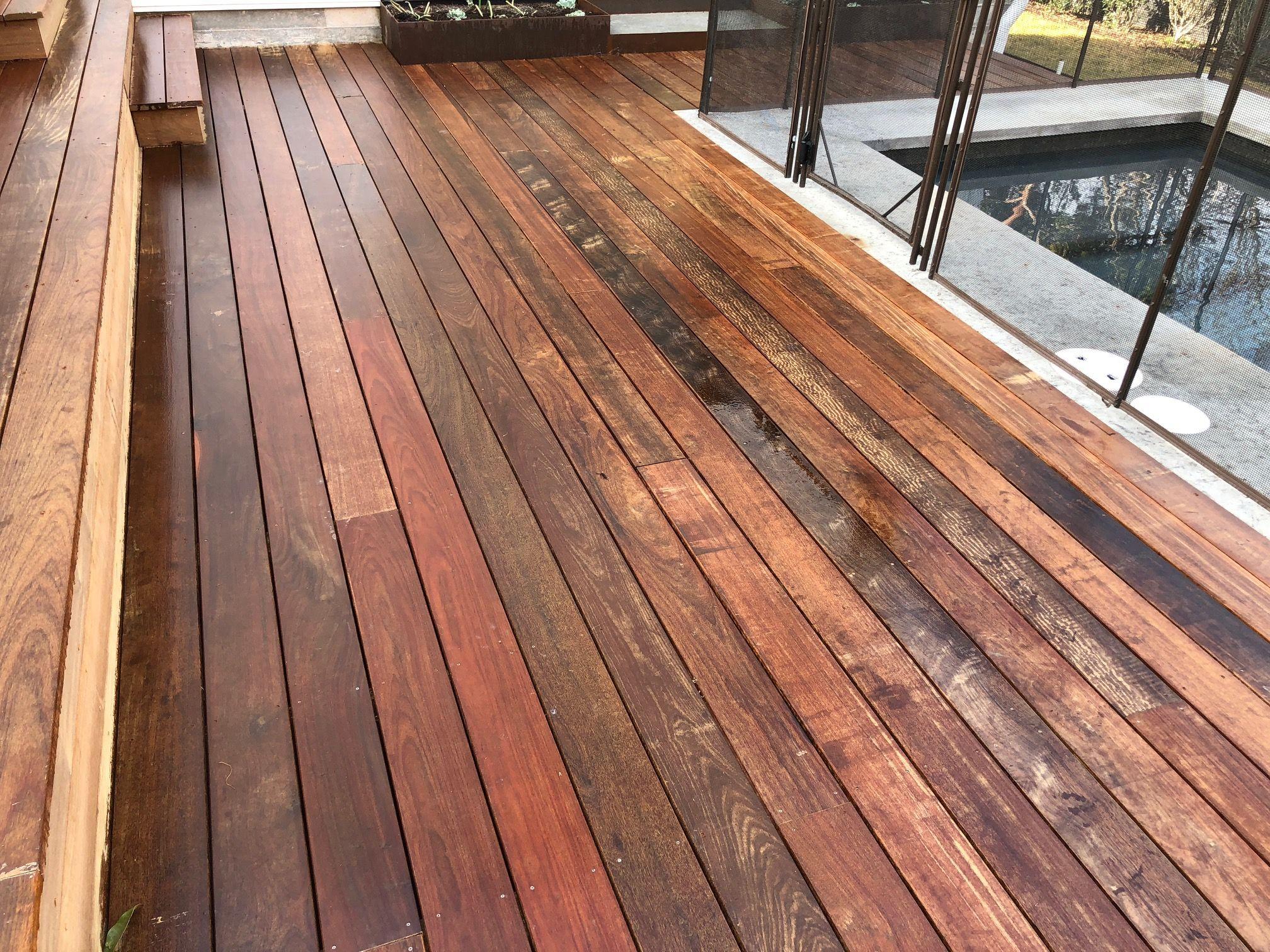 Pin By Donny Van Court On Decking Hardwood Decking Decking Options Deck
