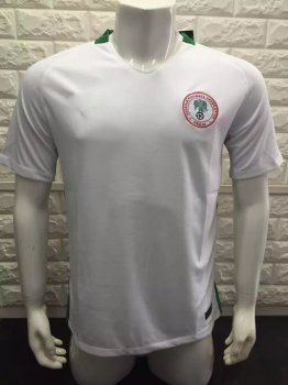 new product 9df52 27fba Nigeria National Team Away 2017 White Soccer Jersey [I588 ...