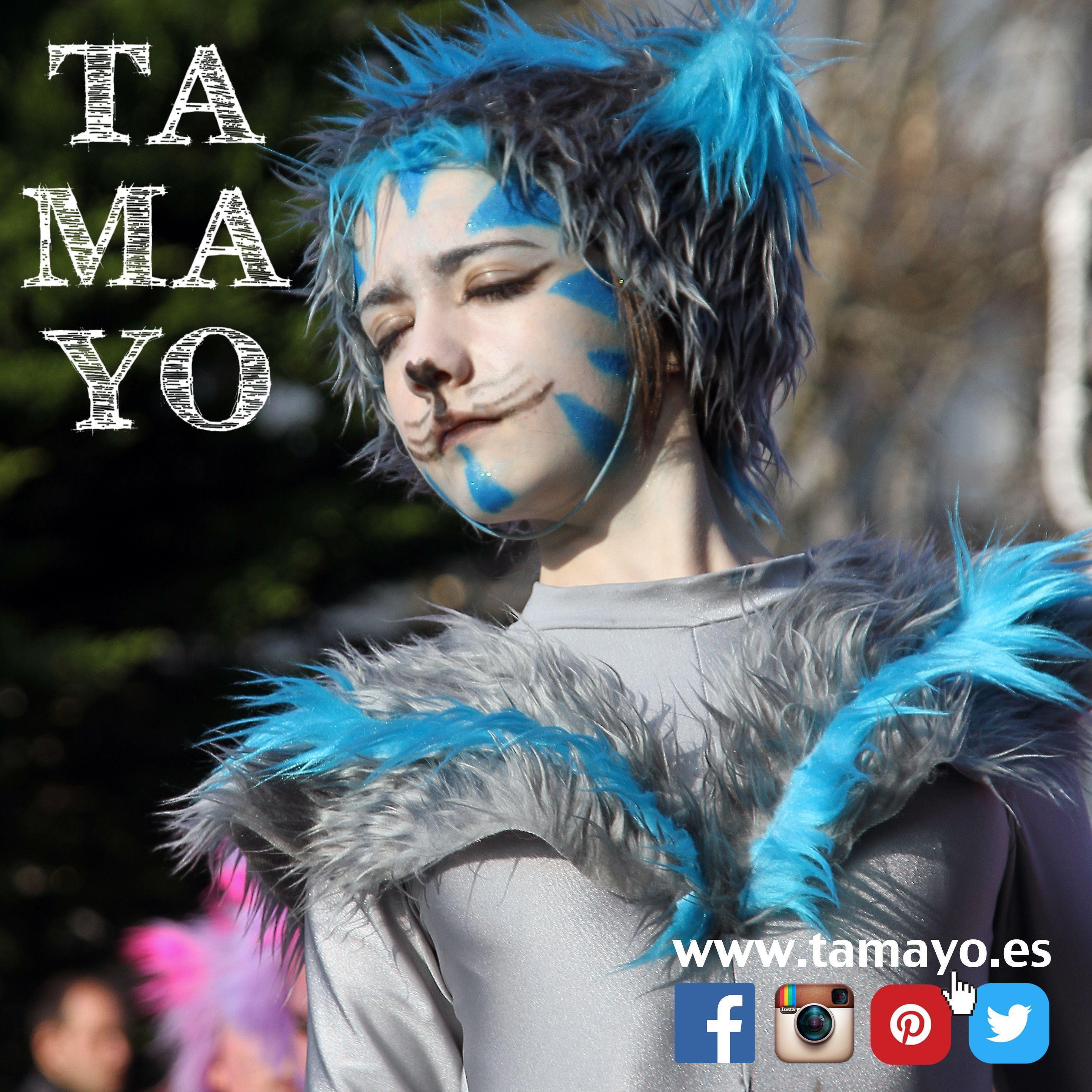 La clave del éxito de muchos disfraces de #carnaval está en el maquillaje. Por eso en #tamayopapeleria #donostia #sansebastian hemos organizado un taller de MAQUILLAJE de CARNAVAL el Viernes 5 de 17:30 a 19:30h para que de el salgas ya maquillado para disfrutar de los carnavales de #Donostia #SanSebastian Más info en www.tamayo.es