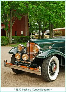 1932 Packard Twin Six   Visit to the Grand Experience Concou…   Flickr