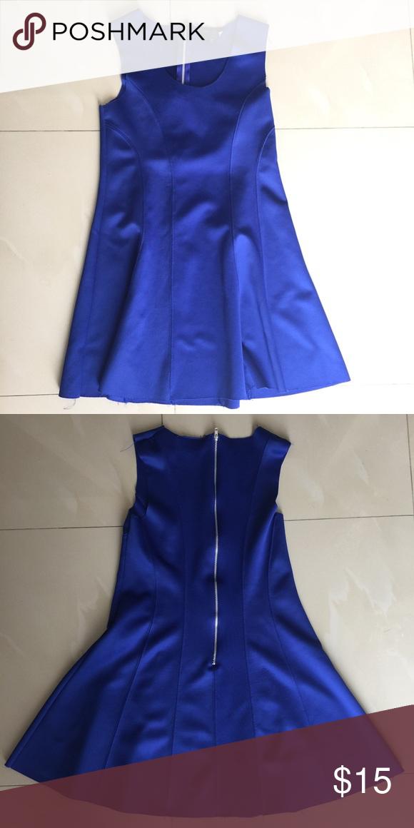 Romeo & Juliet couture neoprene dress Light neoprene type fabric Romeo & Juliet Couture Dresses Mini
