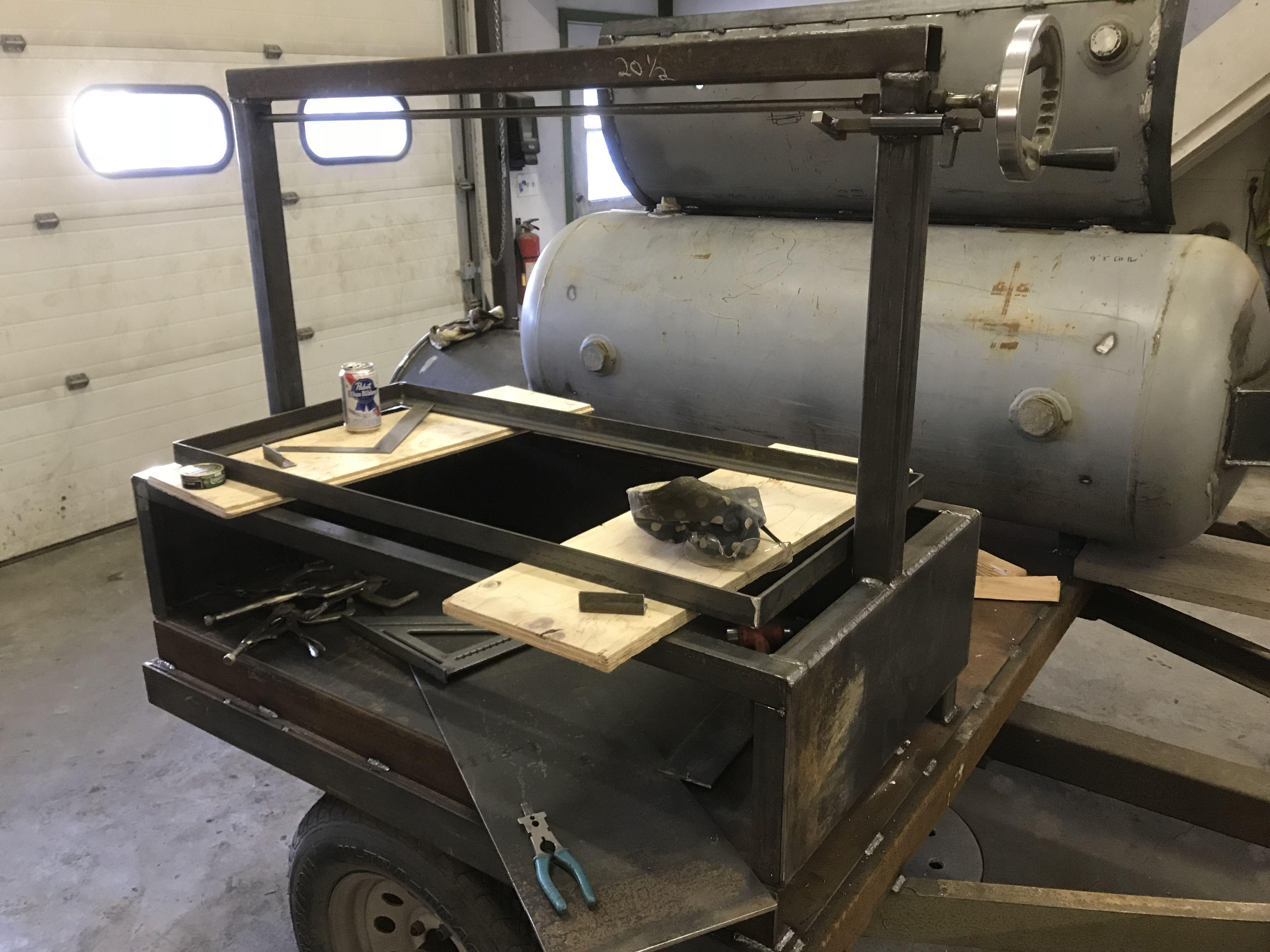 Gaucho Grill Build 48x24 Custom Bbq Pits Bbq Pit Bbq