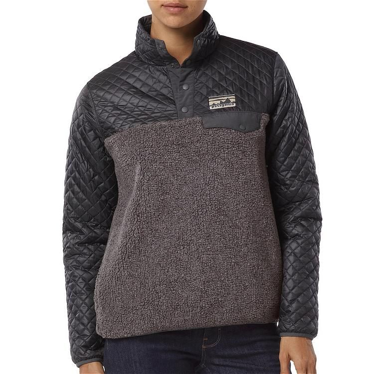 Women's Mixed Snap-T® Pullover | Patagonia, Pullover and Girls