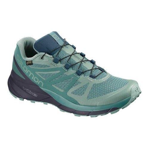 salomon trail shoes womens gore tex boots