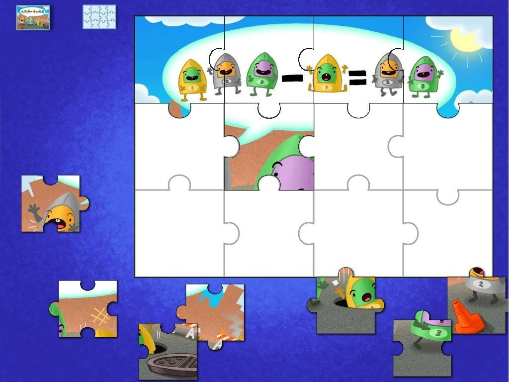 Subtraction Puzzle - Math Game | Online Games | Pinterest ...