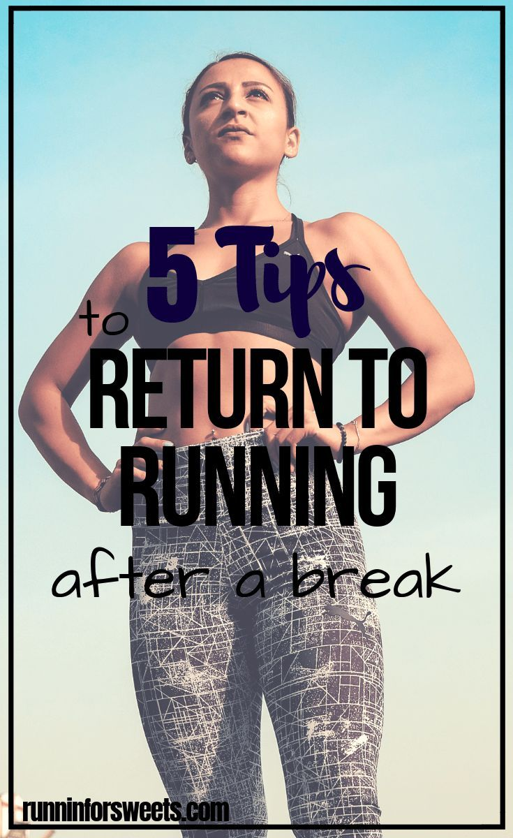how to get back into running after pregnancy