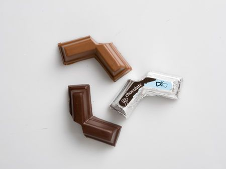 chocolate food design