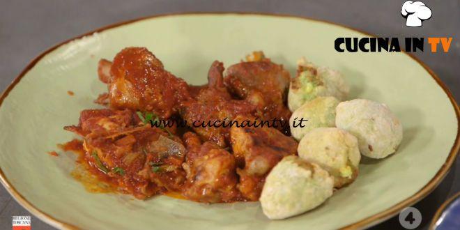 Photo of Italian recipes | Stewed chicken with rocchini recipe …