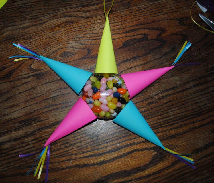 Las Posadas Craft Pinata Ornaments Mexico Christmas Around The
