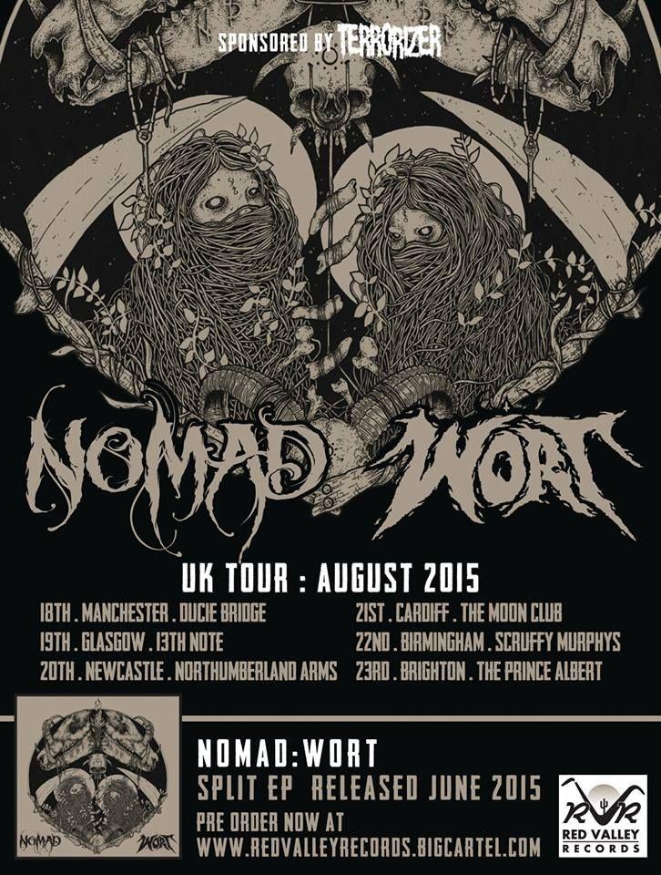 Nomad & Wort Begin UK Tour Today - http://bit.ly/1UQPwOS
