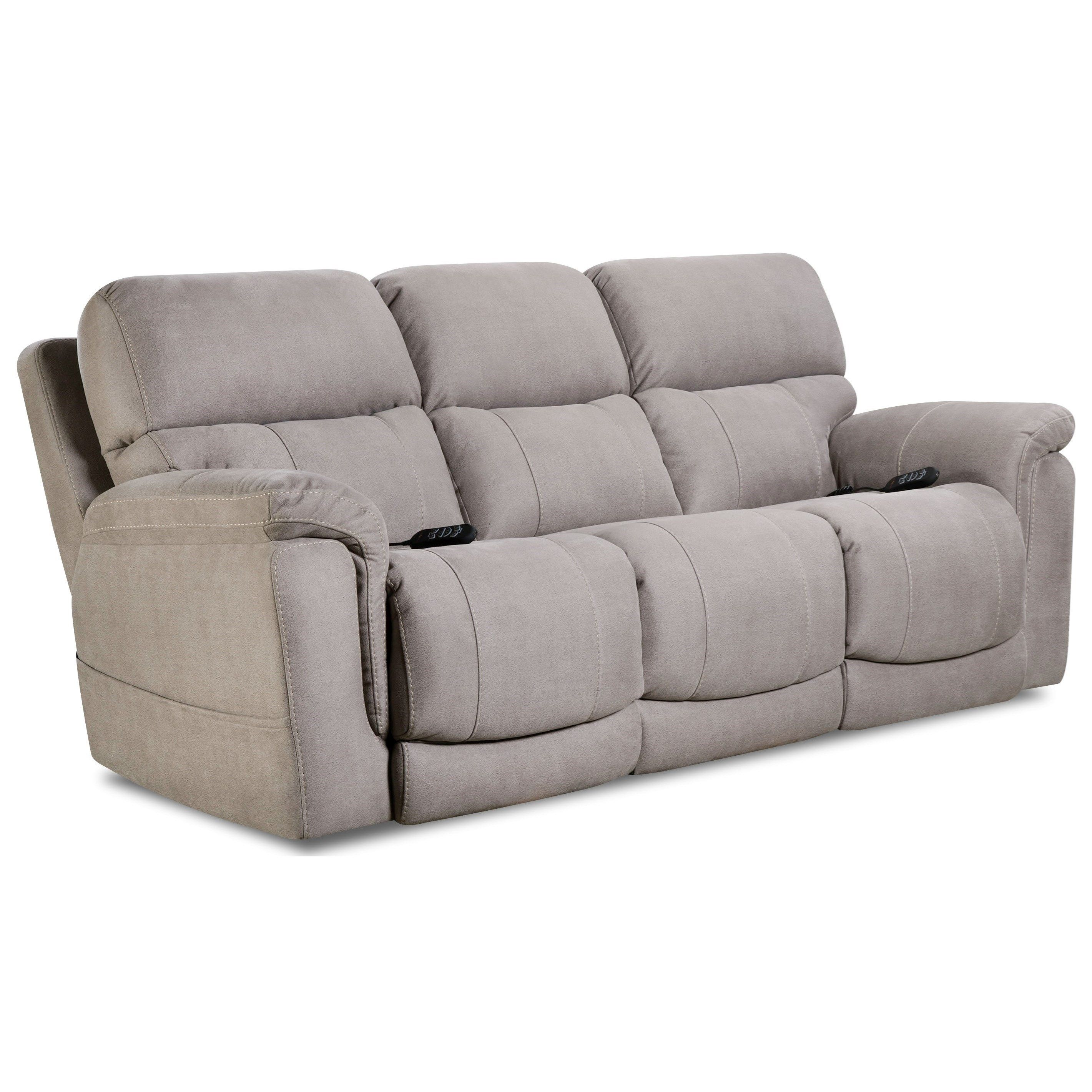 Double Reclining Power Sofa Sofa Chelsea Home Furniture Reclining Sofa