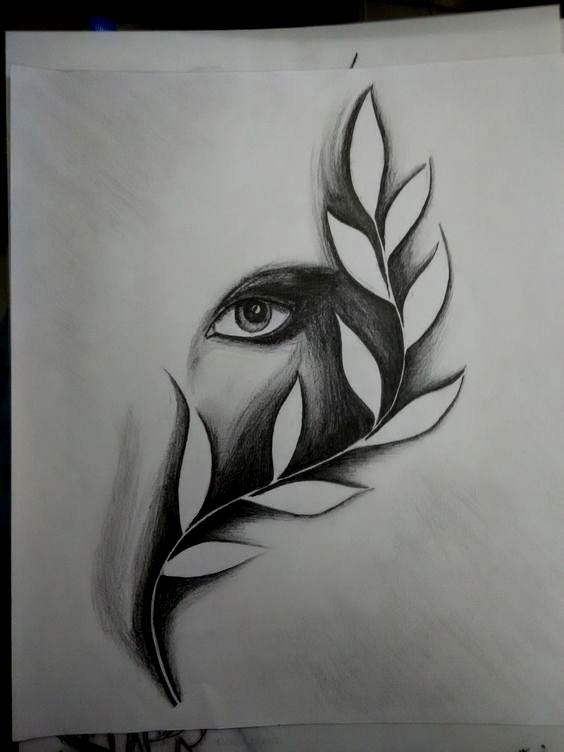 Wildest Beauty Art Drawings Art Drawings Sketches Creative Art Drawings Sketches Simple