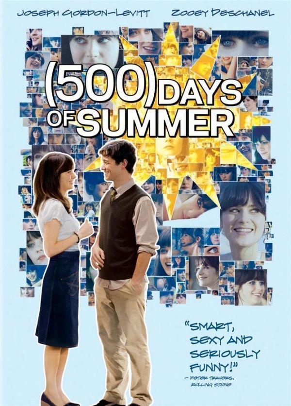 500 Days Of Summer 500 Days Of Summer Summer Movie Good Movies
