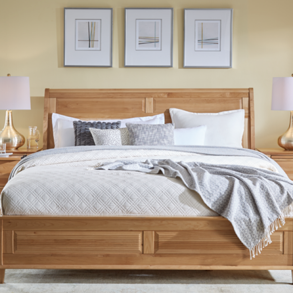 50 Master Bedroom Ideas That Go Beyond The Basics: A America Alderbrook Bedroom Furniture Collection
