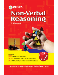 Non Verbal Reasoning  Useful for IBPS (Bank PO/MT/SO) CRPD (SBI Bank PO/AO/MO/MT/SO) LIC (ADO/AAO) & other Competitive Exams