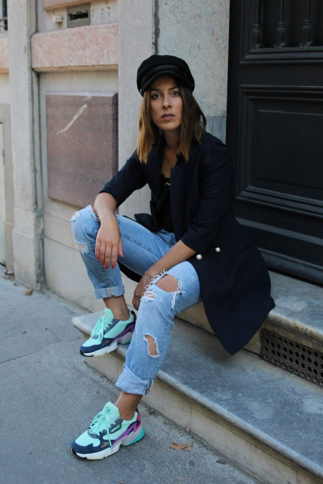 Capitaine Falcon | Women's fashionOP | Chaussures
