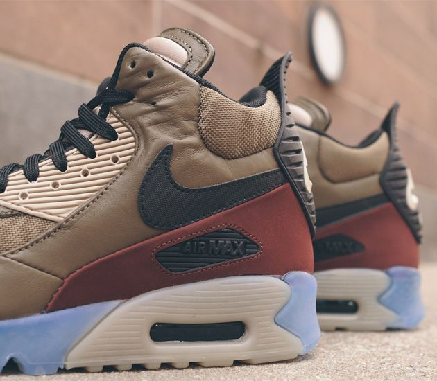 nike air max 90 boots ice