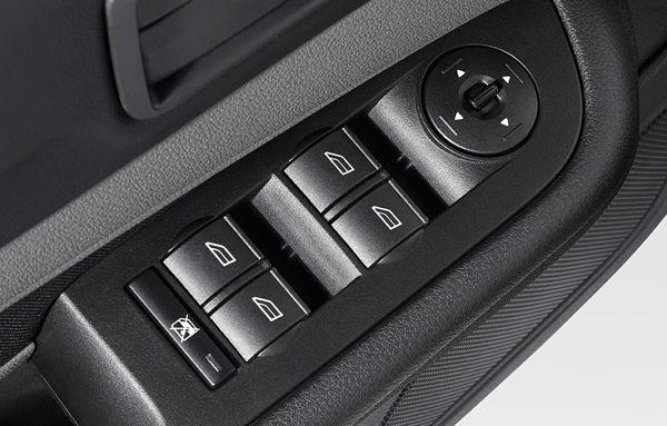 Acessorios Ford Focus Hatch Controle Eletrico Dos Espelhos