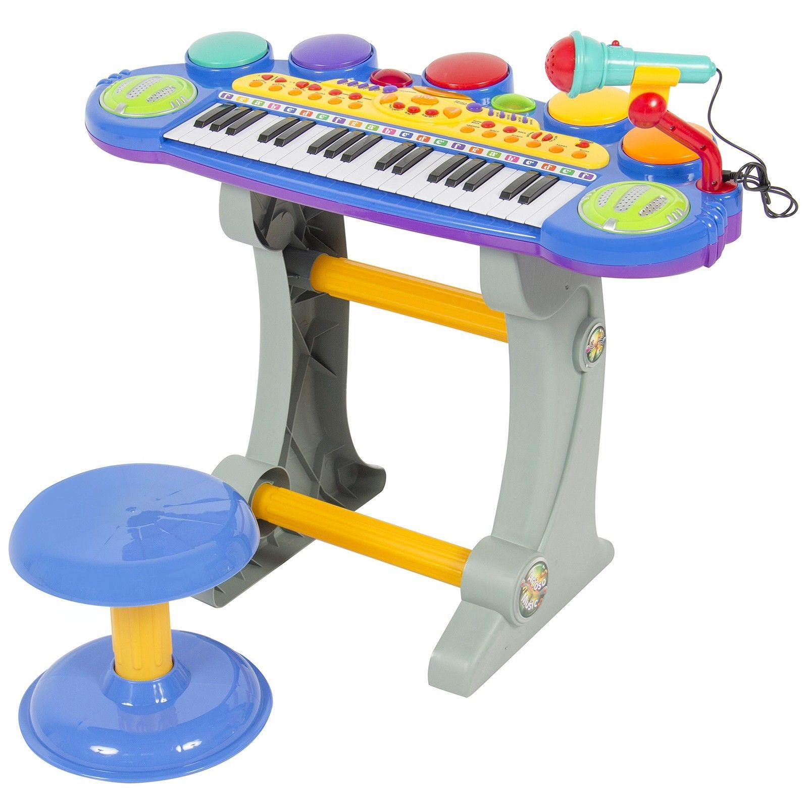 Best Choice Products Musical Kids Electronic Keyboard 37 Key Piano