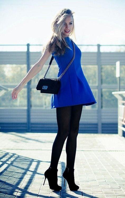 mi novia | lindas piernas | pinterest | vestidos casuales cortos