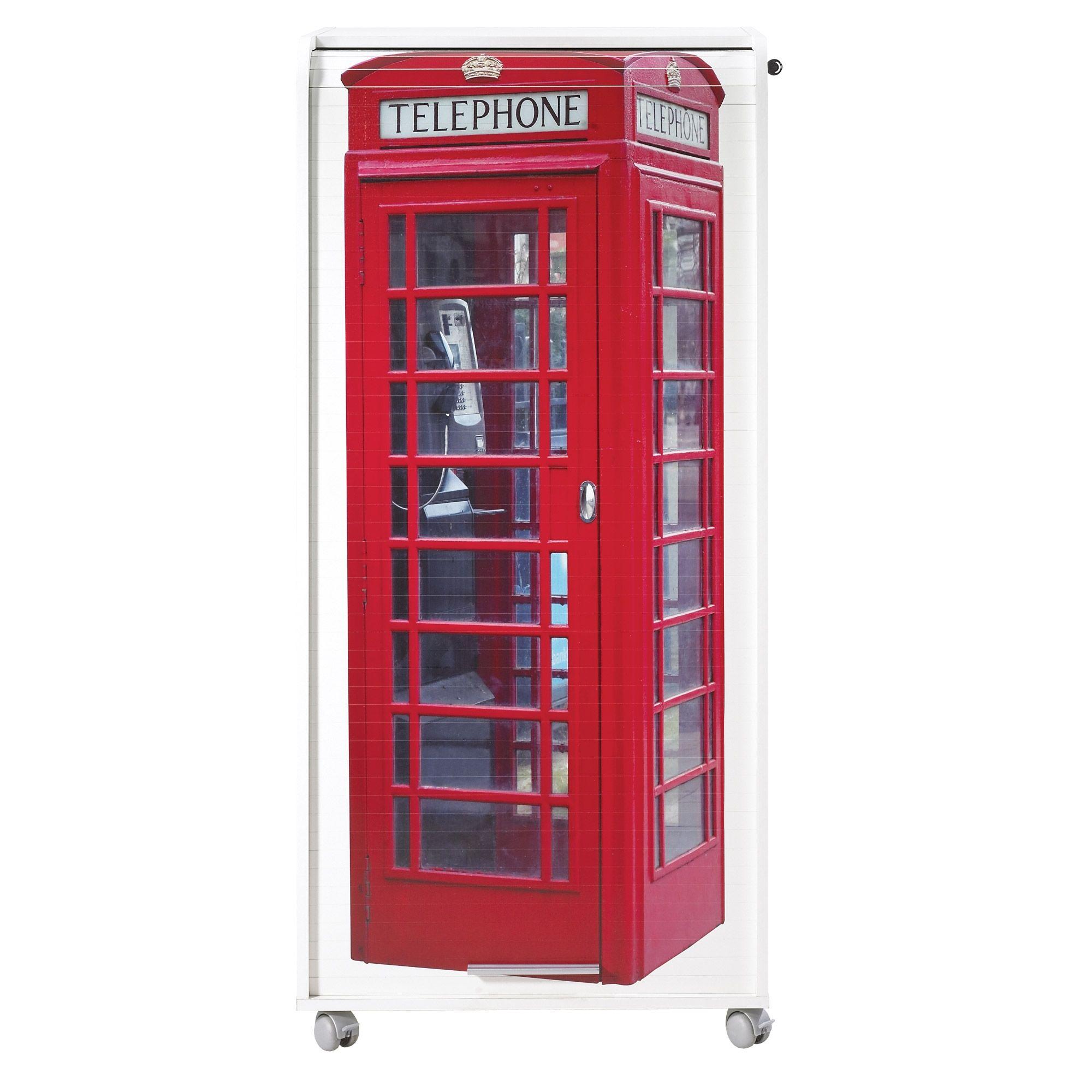Bureau Cabine Telephonique London
