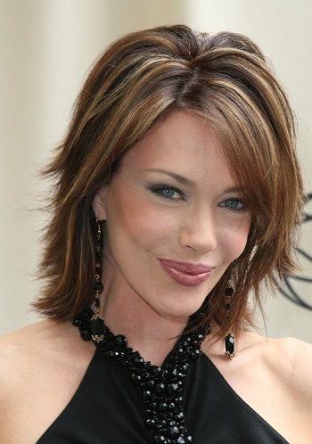 Celebrity Hairstyles for Women 50+ - LivingBetter50