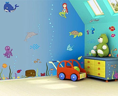 Kids Bedroom Paint Designs