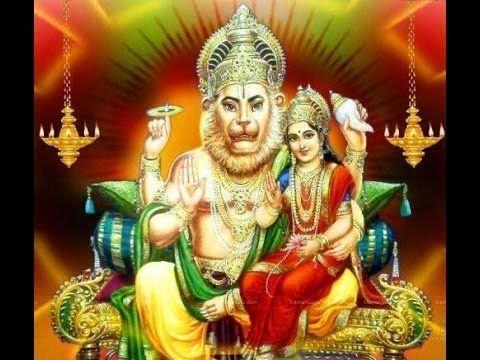 Sri Lakshmi Narasimha Karavalambam Stotram By Adi Shankaracharya