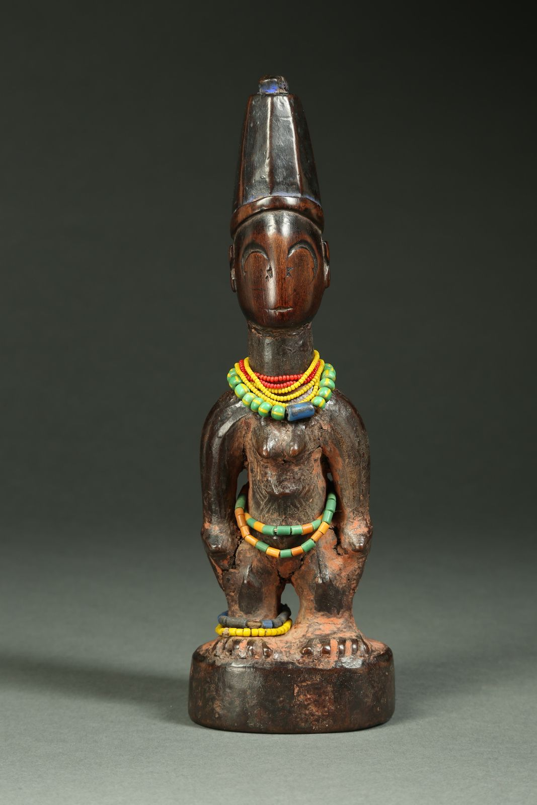 Yoruba Ere Ibeji Twin Figure Nigeria Yoruba Nigeria