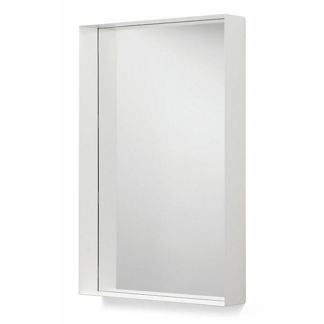 Spiegel Unu mit Ablage | Badausstattung