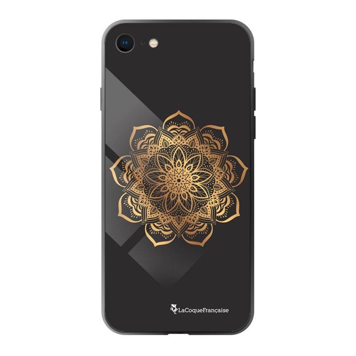 coque iphone 7 noir motif