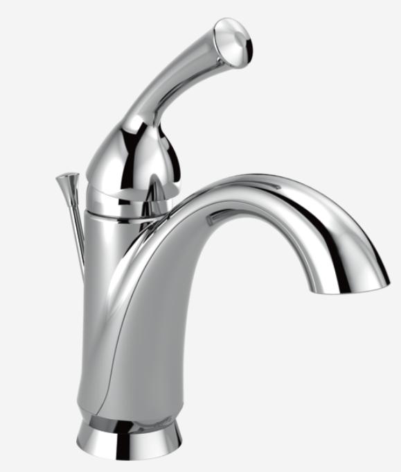 identify delta shower faucet model