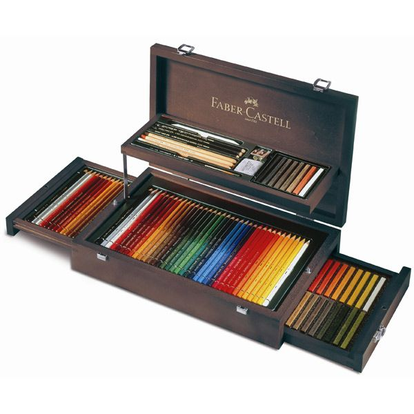 Faber-Castell Art Set There are lots of useful tips pertaining to ...