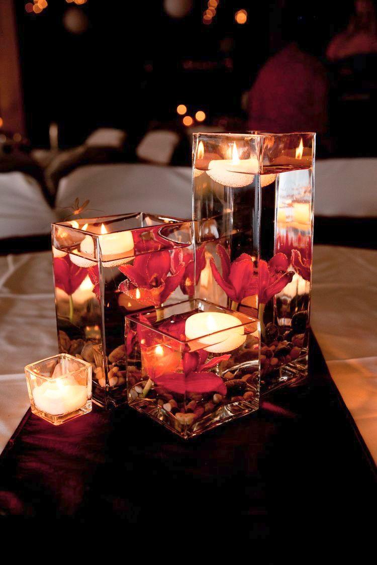 Diy Christmas Candle Decoration Christmas Candle Decorations Candle Decor Cranberry Centerpiece